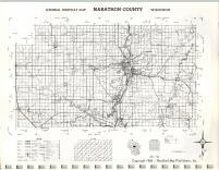 Map Image 052, Marathon County 1968